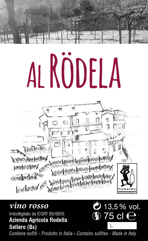 Etichetta_Al Rodela